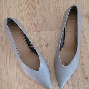 H & M Kitten Heels